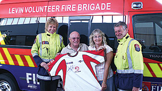 Levin Volunteer Fire Brigade