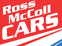 Ross McColl Cars Logo